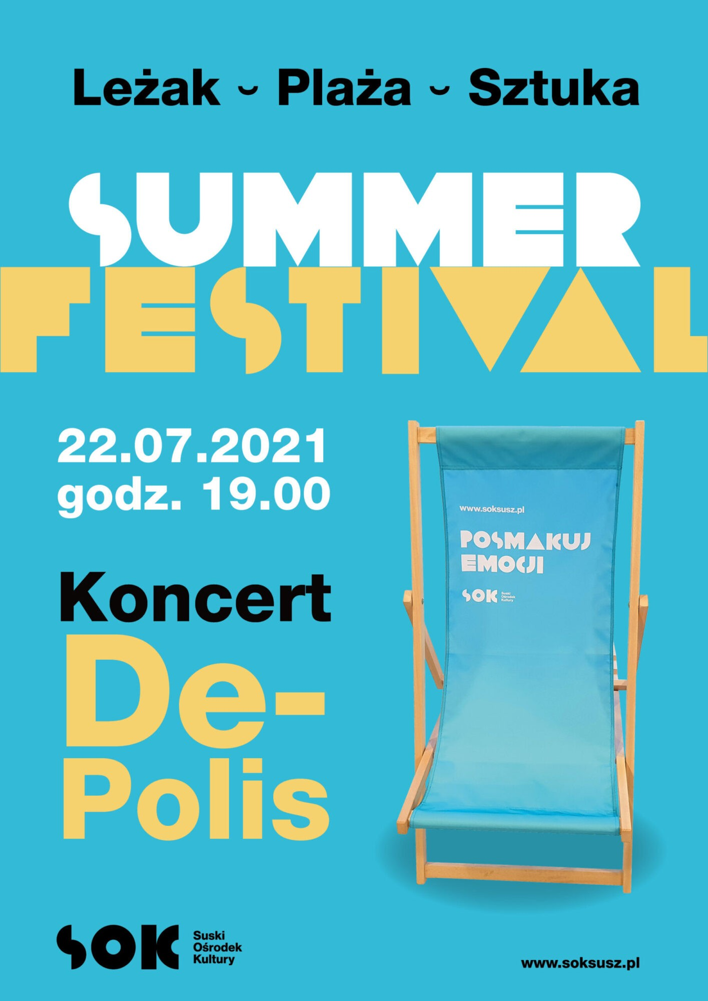 De-Polis / Summer Festival / 22.07 19:00