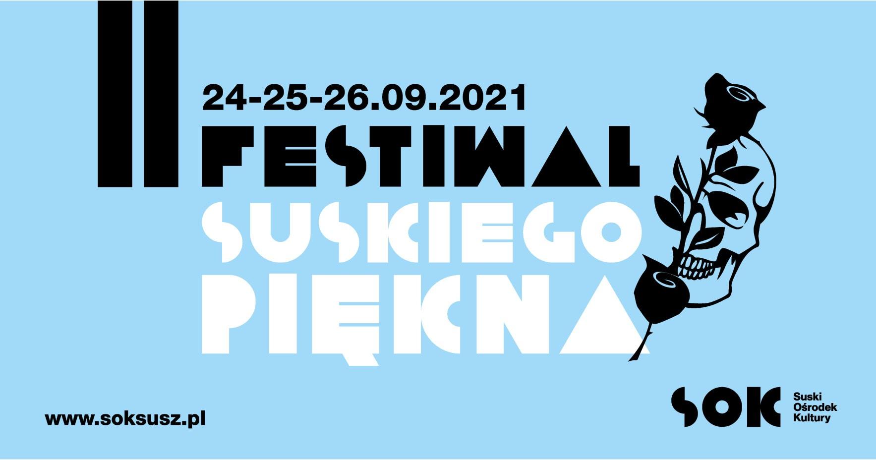 II Festiwal Suskiego Piękna / 24-26.09.21